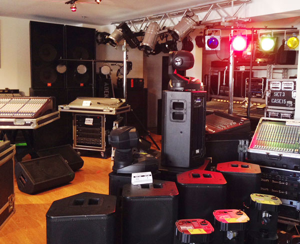 ADEK PA Sound Systems Rentals and Sales