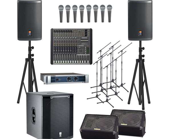ADEK Sound Equipment Rentals