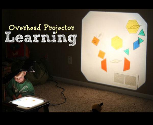 Retro Overhead Projector