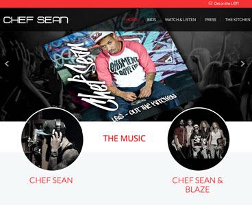 ADEK website design