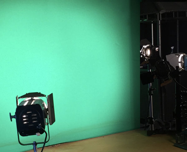 Green Screen Studio - SELF SERVE